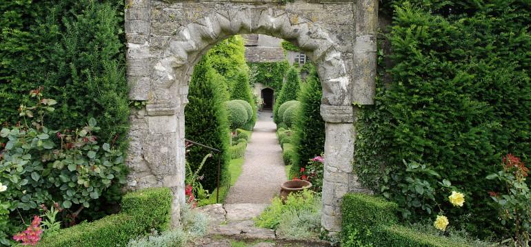 Ein englisches Gartentraum