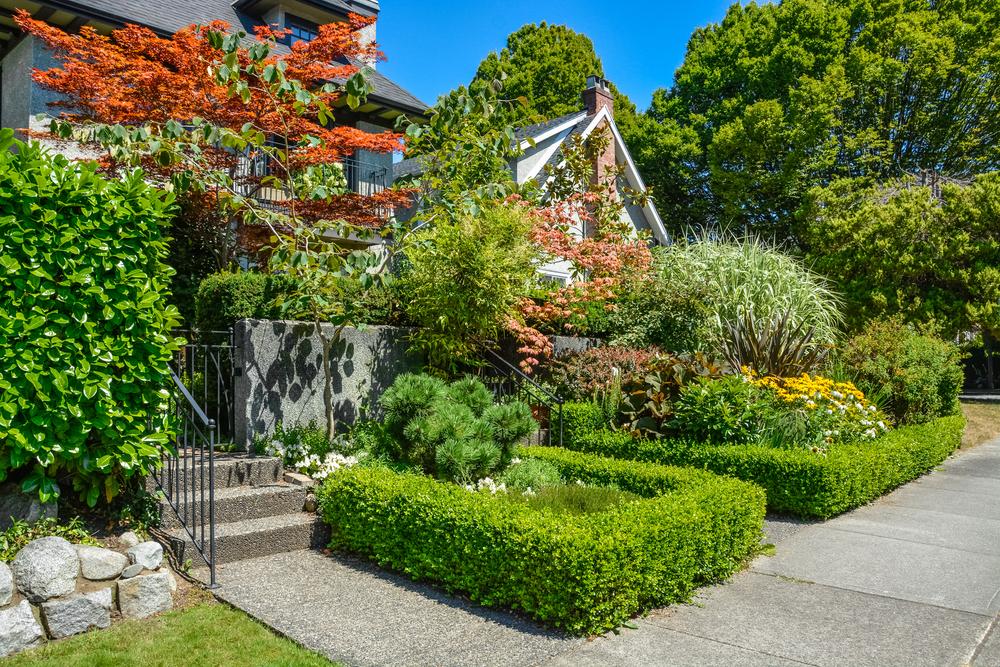 Warum Muss Es Denn Auch Immer Ein Langweiliger Grünstreifen Vor Dem Haus  Sein? Vielleicht Erlaubt Dir Die Gemeinde Ihn Nach Deinen Wünschen Zu  Bepflanzen.