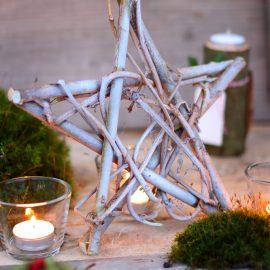 12 Winterliche Deko Ideen Fur Garten Und Balkon Willkommen In