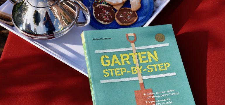 Buchkritik - Garten step by Step - frankskleinergarten