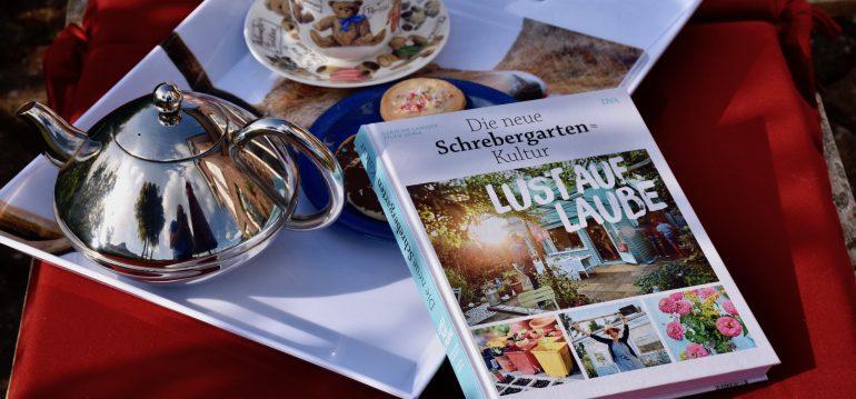 Buchkritik - Lust auf Laube - frankskleinergarten
