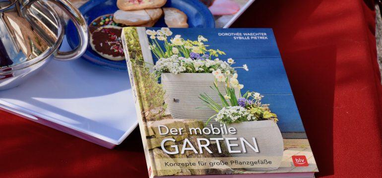Buchkritik - Der mobile Garten - frankskleinergarten