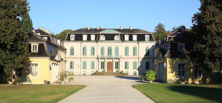Schloss Wilhelmsthal - frankskleinergarten.de