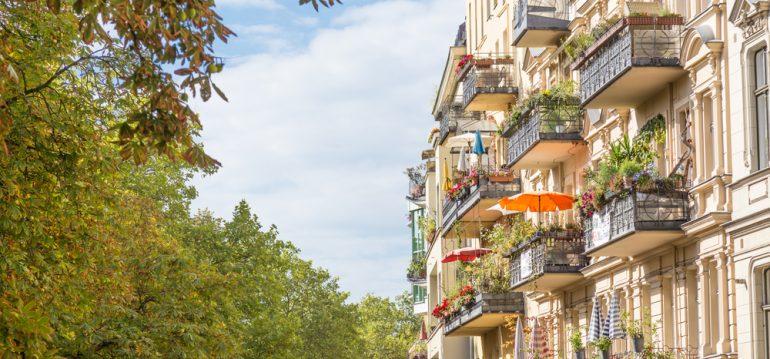 Balkone - Juli - Franks kleiner Garten