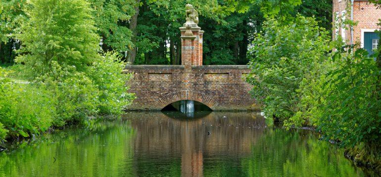 Ostfriesland - Osterburg - Wetterstation - Franks kleiner Garten