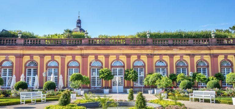 Wiesbaden - Orangerie - August - Franks kleiner Garten