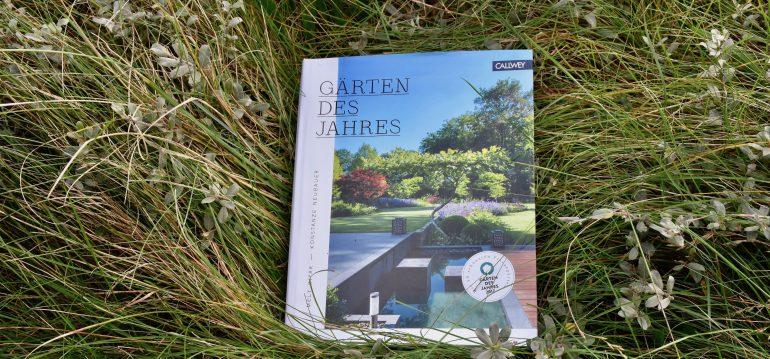 Bücher für den Herbst - Gärten des Jahres 2017 - Franks kleiner Garten