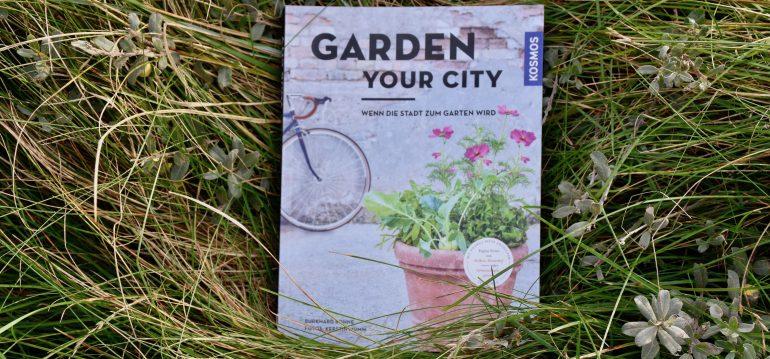 Bücher für den Herbst - Garden your City 2 - Franks kleiner Garten
