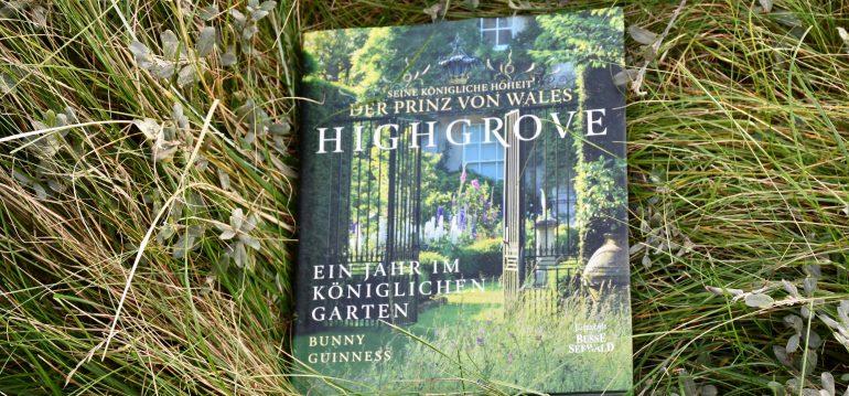 Bücher für den Herbst - Highgrove - Franks kleiner Garten