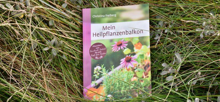 Bücher für den Herbst - Mein Heilpflanzenbalkon - Franks kleiner Garten