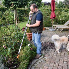 Gartengeräte - Fiskars - Frank und Bruno - Franks kleiner Garten