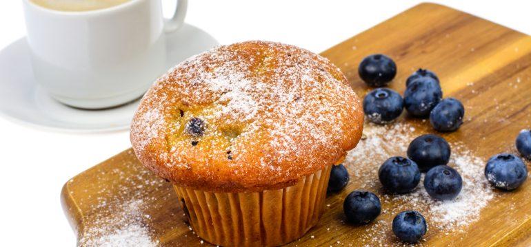 BrazelBerry - Muffin - Franks kleiner Garten