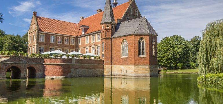 Burg Hülshoff - November - Franks kleiner Garten