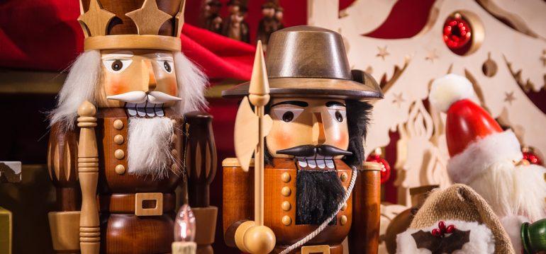 Weihnachtsmarkt - November - Franks kleiner Garten