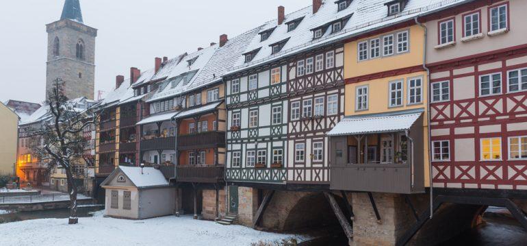 Dezember - Termine - Erfurt - Franks kleiner Garten