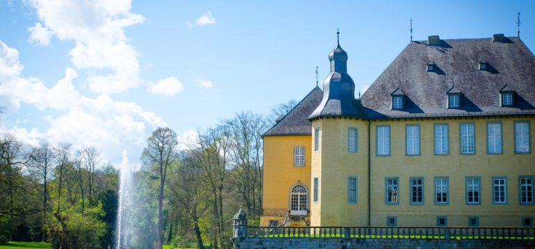 Dezember - Termine - Schloss Dyck - Franks kleiner Garten
