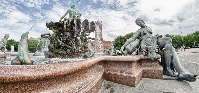 Januar - Grüne Woche - Berlin - Franks kleiner Garten