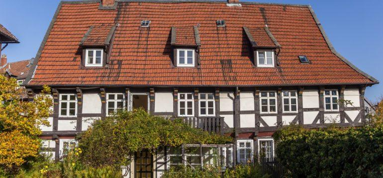 Juni - Termine - Goslar - Haus - Franks kleiner Garten
