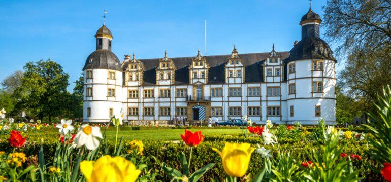 Juni - Termine - Paderborn - Schloss - Franks kleiner Garten