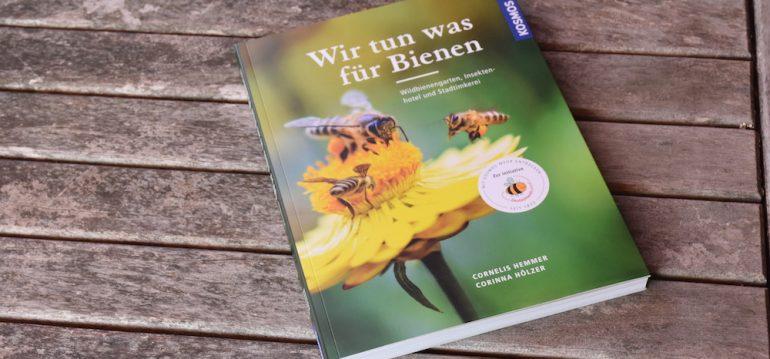 Bienen - Bienenbuch - Kosmos Verlag - Franks kleiner Garten