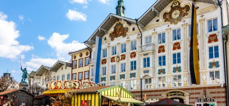 Juli - Bad Toelz - Bayern - Franks kleiner Garten