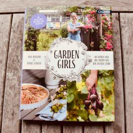 Juli - Buchtipp - Garden Girls - Franks kleiner Garten