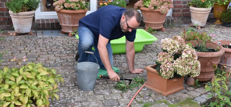 Kärcher - Fugenkratzer - Frank kleiner Garten