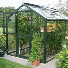Gewächshaus - Hoklartherm - Bio Top I - Franks kleiner Garten