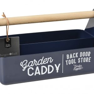 Garden Caddy - Burgon & Ball - atlantic-blue - Franks kleiner Garten