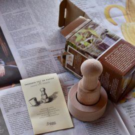 Anzucht - Töpfchen - Pot Maker - Produkt - Hoklartherm - Franks kleiner Garten