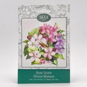 Fleißiges Lieschen - Divine Mixture - Samen - Saatgut - BEES Seeds - Franks kleiner Garten