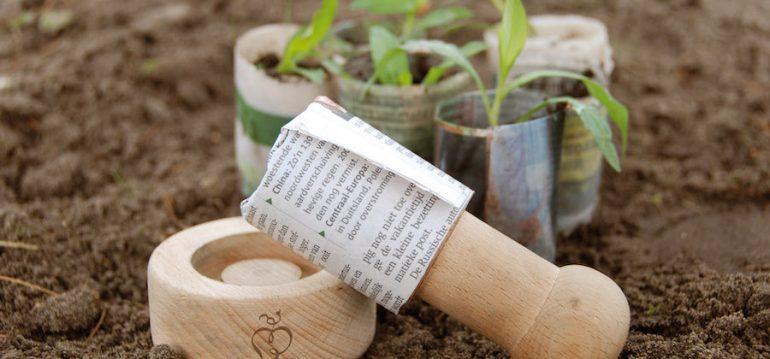 Pot Maker - Garten - Gewächshaus - Anzucht - Shop - Franks kleiner Garten