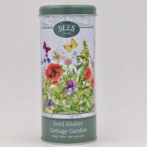 Samenshaker - Cottage Garden - Saatgut - Bienenfreundlich - BEES Seeds - Franks kleiner Garten
