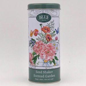 Samenmischung - Saatgutshaker - Scented Garden - BEES Seed - Front 2 - Franks kleiner Garten