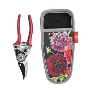 Gartenschere - Blumenschere - Schere - Holster - Geschenkset - British Bloom - RHS - Burgon & Ball - Franks kleiner Garten
