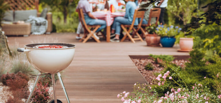 Grill - Party - Sommer - Garten - Kaffeesatz - Reinigungsmittel - Frank kleiner Garten